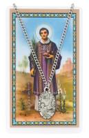 (PSD550SN) ST STEPHEN PRAY CARD SET