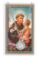 (PSD600AN) ST ANTHONY PRAYER CARD SET