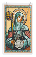 (PSD600BDG) ST BRIGID PRAYER CARD SET
