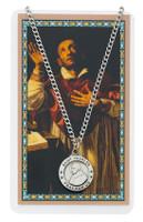 (PSD600CR) ST CHARLES PRAYER CARD SET