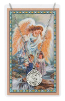 (PSD600GA) GUARDIAN ANGEL PRAYER CARD SET