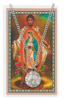 (PSD600JD) ST JUAN DIEGO PRAYER CARD SET
