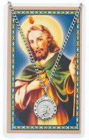 (PSD600JU) ST JUDE PRAYER CARD SET