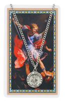 (PSD600MK) ST MICHAEL PRAYER CARD SET