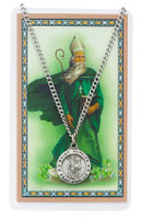 (PSD600PT) ST PATRICK PRAYER CARD SET