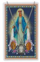 (PSD621MI) MIRACULOUS PRAYER CARD SET