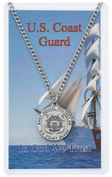 (PSD650CG) COASTGUARD PRAYER CARD SET