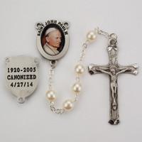 (R471DF) ST. JOHN PAUL PEARL RSRY/BOXED