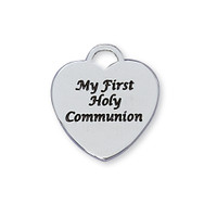 "(RC806W) 16"" RF MY FIRST HOLY COMM PEND"