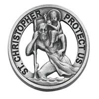 (VC-584S) ROUND ST CHRIS CUT VISOR CLIP