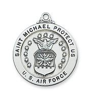 """(EN-L650AF) SS AIR FORCE SERV MD 24 CH"""""""
