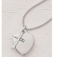 "(P86) 16 CROSS HEART PENDANT"""