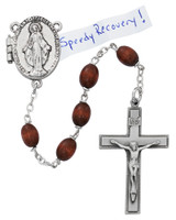 (R590DF) PEWT BROWN PRAY PETIT RSRY/BX