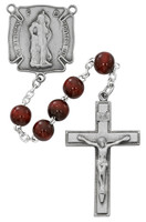 (R684DF) 7MM RED WOOD FIREFIGHTER RSRY