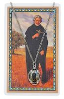 (PSD736) ST PEREGRINE PRAYER CARD SET