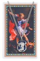 (PSD758) ST MICHAEL PRAYER CARD SET