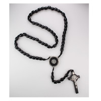 (P244C) BLACK INLAY ST. BENEDICT RSRY
