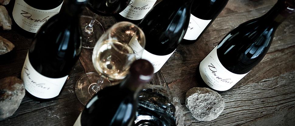 Award-winning wines from Sonoma County