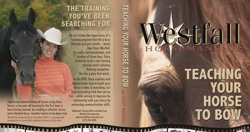 Teaching Your Horse to Bow DVD
