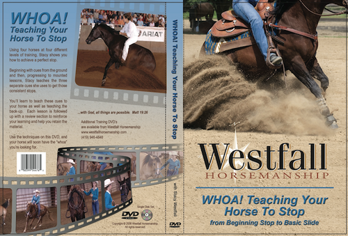 WHOA: Teaching Your Horse to Stop
