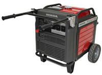Honda EU70is a Portable, silent, inverter generator.