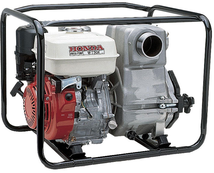 Honda wt30x trash pump price
