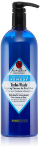 Turbo Wash Energizing Cleanser Pump