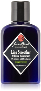 Line Smoother Oil-Free Moisturizer with 8% Glycolic Acid Treatment