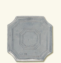 Match Octagonal Coaster S/2