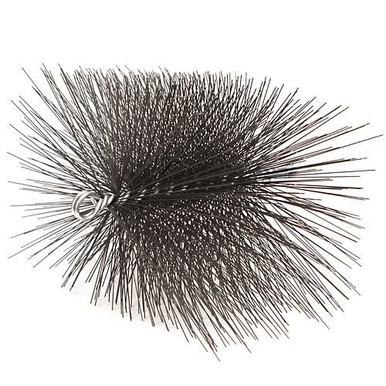"7"" x 11"" Wire Light-Duty Chimney Brush"