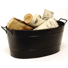 Oval Iron Tub