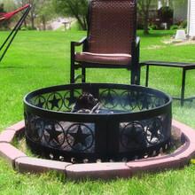 "36"" Heavy Duty Four Star Campfire Ring"