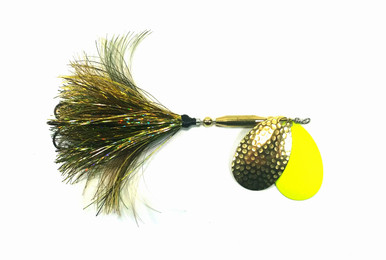 Inline Bucktail Spinner