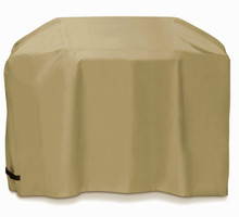 "Two Dogs 72"" Cart Style Grill Cover - Khaki"