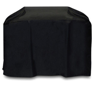 "Two Dogs 72"" Cart Style Grill Cover -Black"
