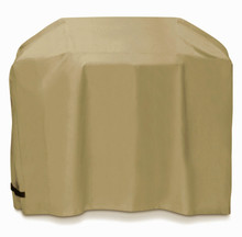 "Two Dogs 54"" Cart Style Grill Cover - Khaki"