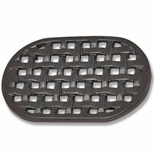 Oval Lattice Weave Trivet