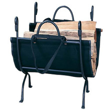 Interior Deluxe Log Rack & Carrier