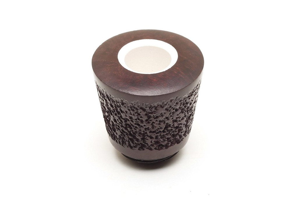 Falcon Hyperbole Classic Rusticated Meerschaum Tobacco Pipe Bowl