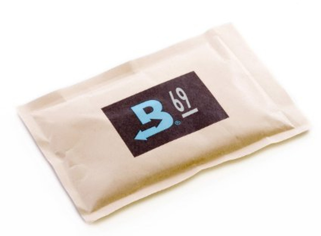 Boveda Humidipak 69 - %Two Way Humidity Control - 2 Pack
