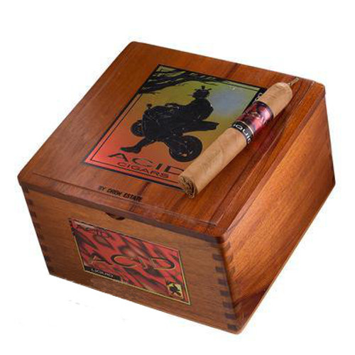 Acid Red Liquid Cigars - 5 x 50