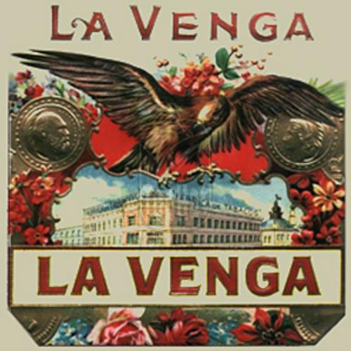 La Venga No.37 Natural Cigars - 4 1/2 x 50