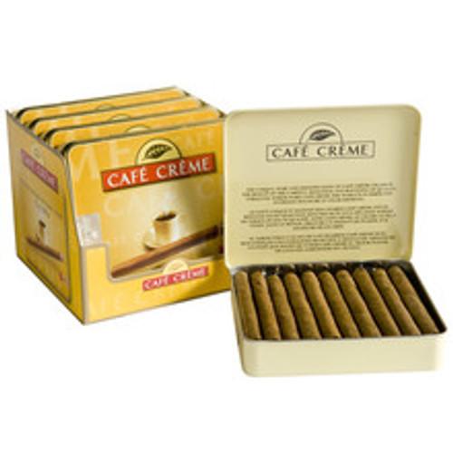 Henri Wintermans Cafe Creme Cigars (5 Tins Of 20) - EMS