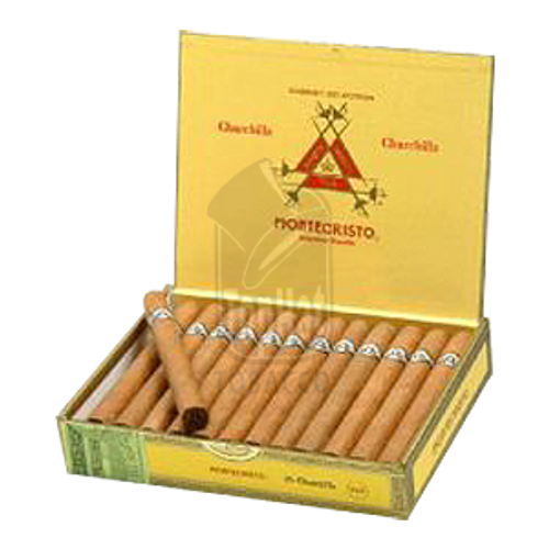 Montecristo Churchill Cigars - 7 x 48