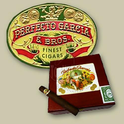 Perfecto Garcia Churchill Maduro Cigars - 7 x 48