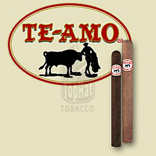 Te-Amo Toro Maduro Cigars - 6 x 50