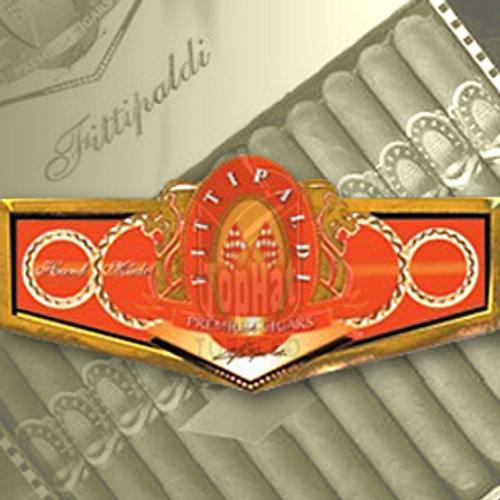 Fittipaldi Gold Corona Maduro Cigars - 6 x 44