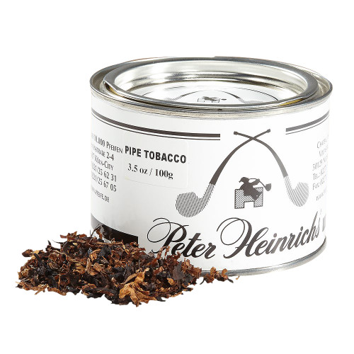 Peter Heinrichs No. 30 Pipe Tobacco | 3.5 OZ TIN