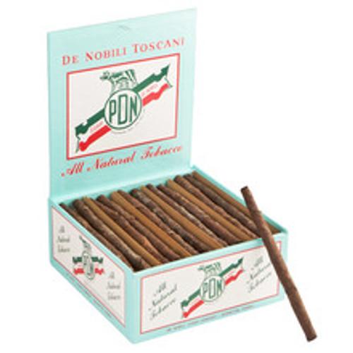 De Nobili Toscani Cigars (25 Packs Of 2) - Natural