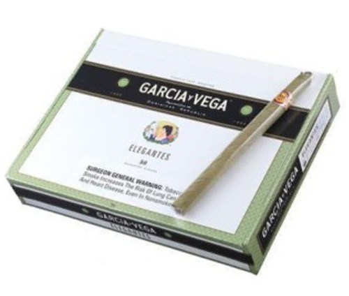 Garcia Y Vega Elegante Cigars (Box of 50) - Candela